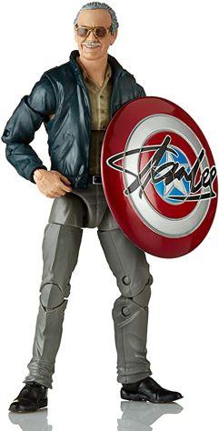 Boneco Marvel Legends Stan Lee - E9658 - Hasbro