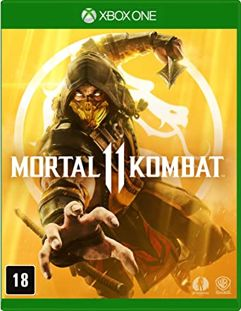 Game Mortal Kombat 11 - Xbox One