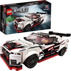 Lego Speed Champions Carro Nissan GT-R NISMO 76896