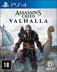 Assassins Creed Valhalla Edição Limitada - PS4