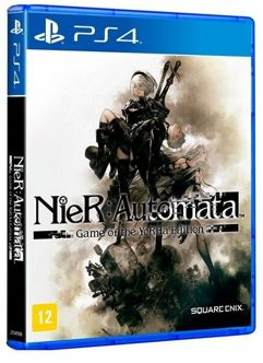 Game Nier Automata Game of The Yorha Edition PS4