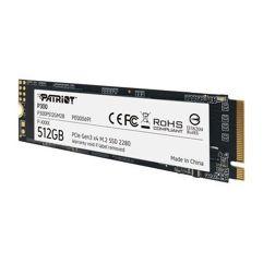 SSD M2 512gb 2280- PCie Patriot P300
