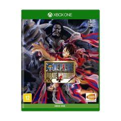 Jogo One Piece: Pirate Warriors 4 - Xbox One