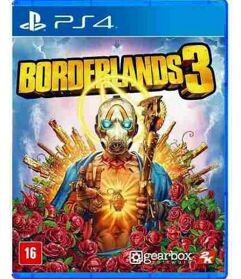 Jogo Borderlands 3 -- PS4