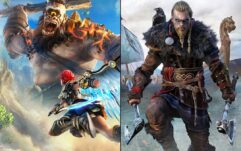 Pacote Assassin's Creed Valhalla + Immortals Fenyx Rising - Xbox One