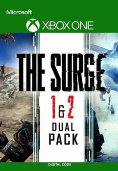 Jogos The Surge 1 & 2 - Dual Pack - Xbox One