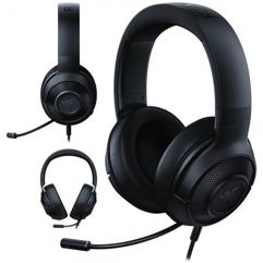 Headset Gamer Razer Kraken X Lite Multi Plataforma - PS4/PC/XONE/Switch/Mobile
