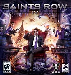Jogo Saints Row IV - PC