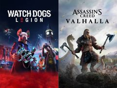 Pacote Assassin's Creed Valhalla + Watch Dogs Legion Bundle - Xbox One