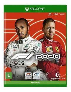 Jogo F1 2020 para Xbox One