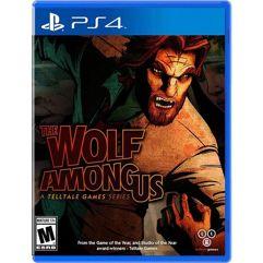 Jogo The Wolf Among Us para PS4
