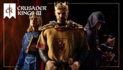 Jogo Crusader Kings III de graça para teste no PC
