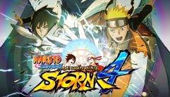 Jogo Naruto Shippuden Ultimate Ninja Storm 4 para PC