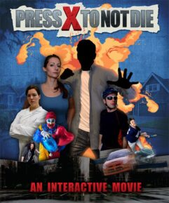 Jogo Press X to Not Die para PC