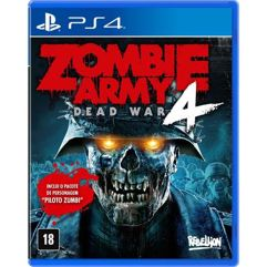 Jogo Zombie Army 4: Dead War Day One Edition - PS4