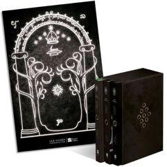 Box de Livros - Senhor Dos Anéis (3 Volumes) + Pôster - 1ª Ed.