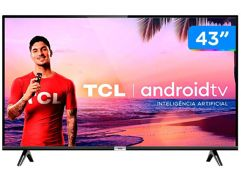 "Smart TV LED 43"" TCL Full HD"