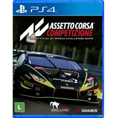 Jogo Assetto Corsa Competizione para PS4
