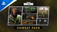 Pacote de Combate Resistência: Call of Duty: Black Ops Cold War e Warzone - PS4
