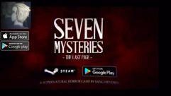 Jogo Mobile Seven Mysteries de graça para Android