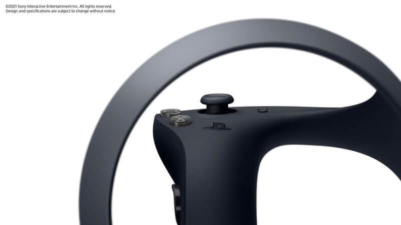 controle realidade virtual para PS5