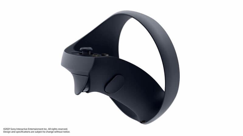 controle novo realidade virtual para PS5