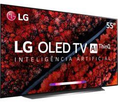 Smart TV LG OLED 55 Ultra HD 4KHDR Inteligência Artificial e Alexa