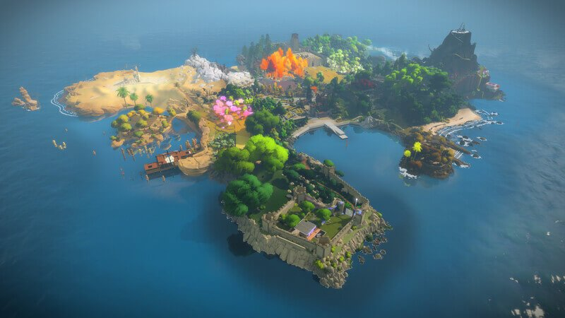 the witness de graça playstation play at home (1)