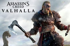 Jogo Assassins Creed Valhalla para PC