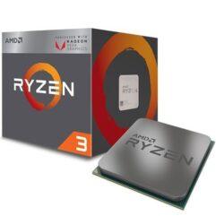 Processador Ryzen 3 2200G 3.5GHz 6MB AM4