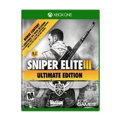 Jogo Sniper Elite 3 ULTIMATE EDITION - Xbox One