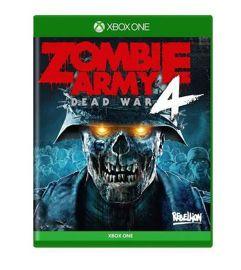 Game Zombie Army 4 - Xbox One