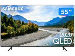"""Smart TV 4K QLED 55"""" Samsung"""