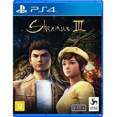 Game Shenmue 3 - PS4