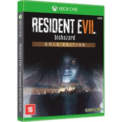 Resident Evil 7 Edição Gold - Xbox One