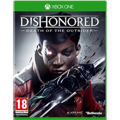 Game Dishonored: Death of The Outsider - Xbox One