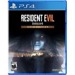 Jogo Resident Evil 7 Edição Gold para PS4