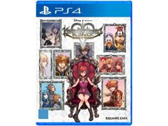 Kingdom Hearts: Melody Of Memory - PS4