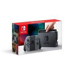 Console Nintendo Switch 32gb + Gray Joy-Con - Nintendo