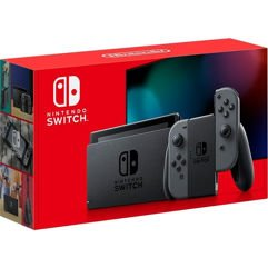 Console Nintendo Switch 32gb + Gray Joy-Con