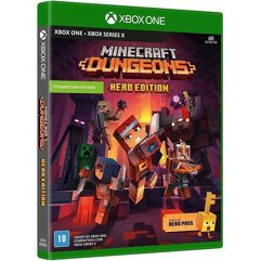 Minecraft Dungeons Hero - Xbox One