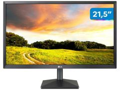 "Monitor para PC LG 21,5"" LED - Widescreen Full HD"
