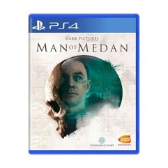 Jogo The Dark Pictures Man Of Medan - PS4
