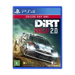 Game Dirt Rally 2.0 - PS4
