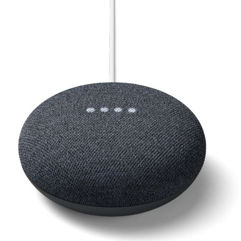Nest Mini 2ª geração Smart Speaker - com Google Assistente