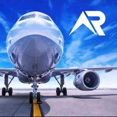 Jogo Mobile RFS - Real Flight Simulator - Android