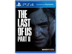 Jogo The Last Of Us Part 2 - PS4