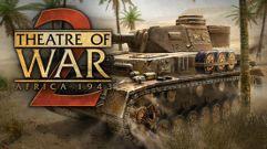 Jogo Theatre of War 2 Africa 1943 de graça para PC