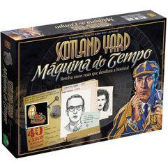 Jogo de Tabuleiro Scotland Yard Maquina do Tempo