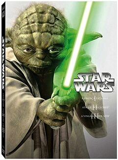 [DVD] Star Wars A Nova Trilogia